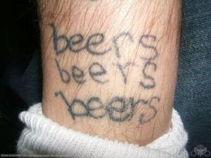 beers beers beers