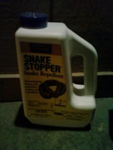 SNAKE STOPPER!?!?